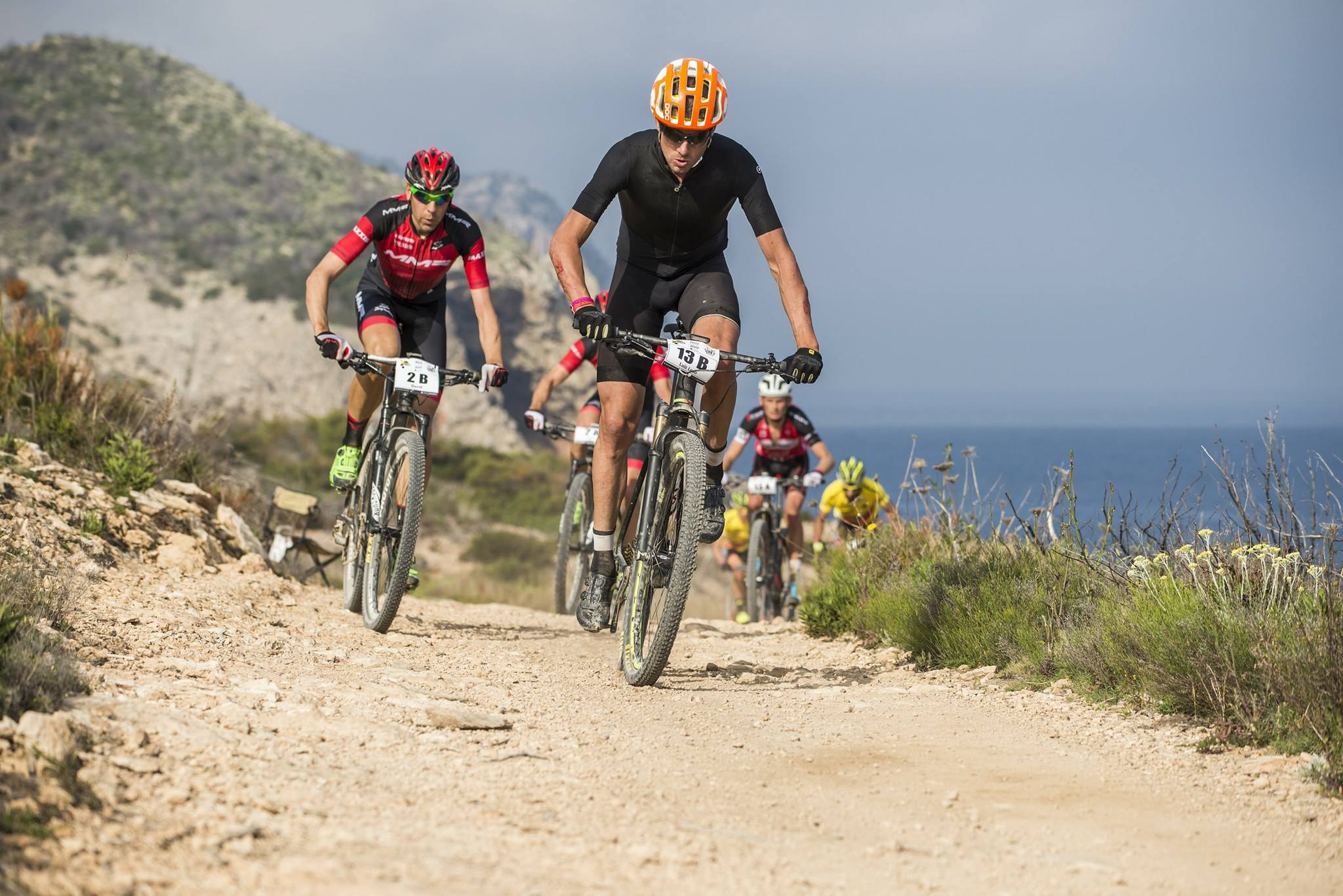 Vuelta a Ibiza en Mountain Bike