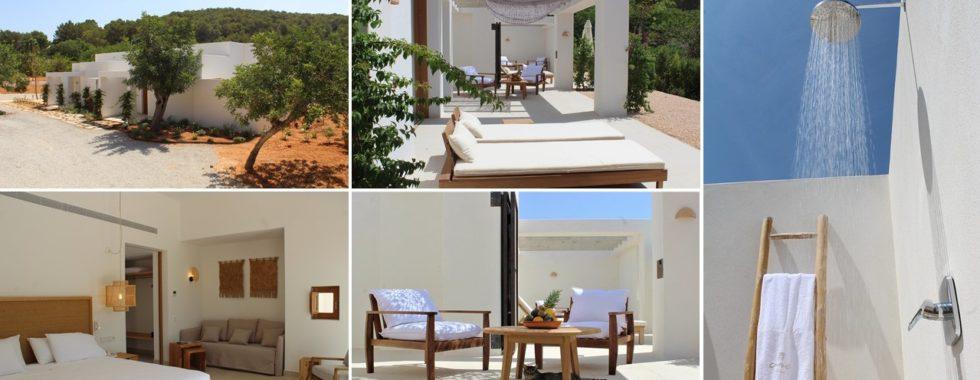 Montaje Nuevas Villas Can Lluc Hotel Rural
